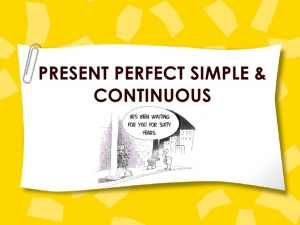 Present perfect continuous  or   present perfect simple?