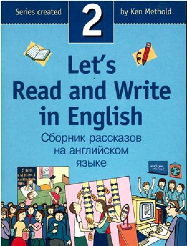 Let's Read and Write in English 2